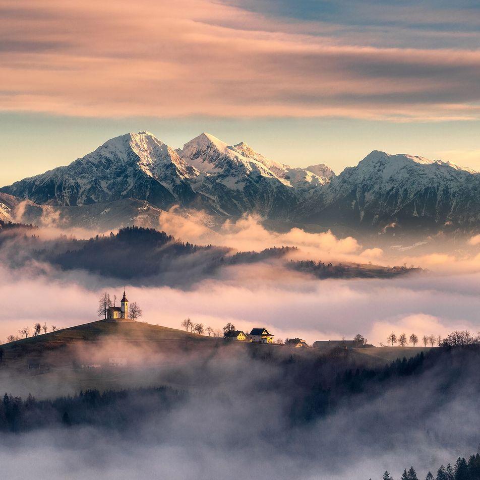 20 Imagens do País Europeu Mais Sustentável
