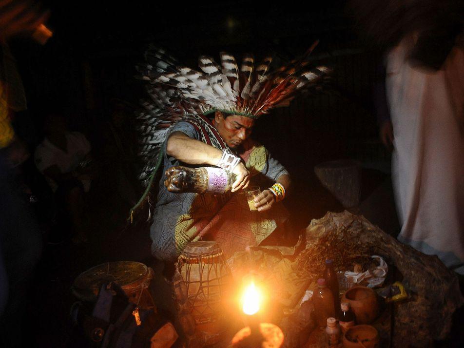 Alucinogénios Antigos Encontrados em Bolsa com 1000 Anos