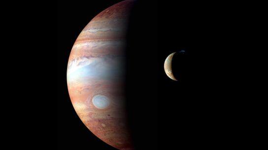 Júpiter Abril