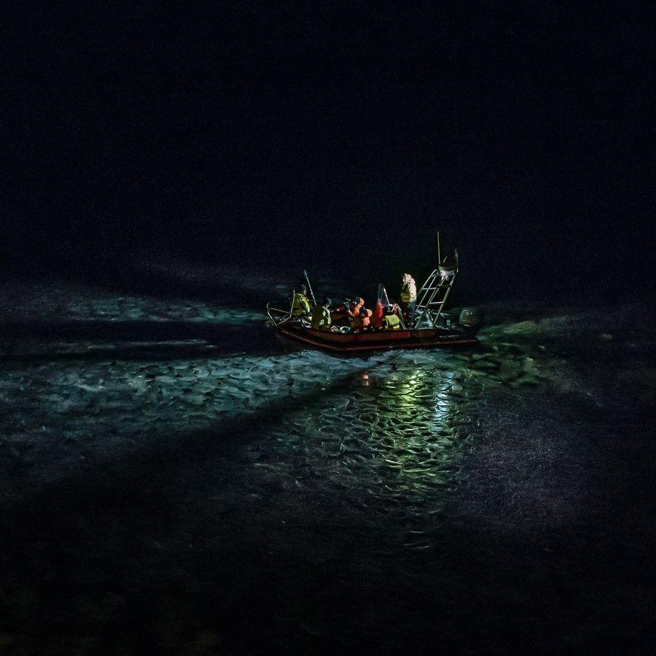 Com o Aquecimento do Ártico, a Poluição Luminosa Pode Ameaçar a Vida Marinha