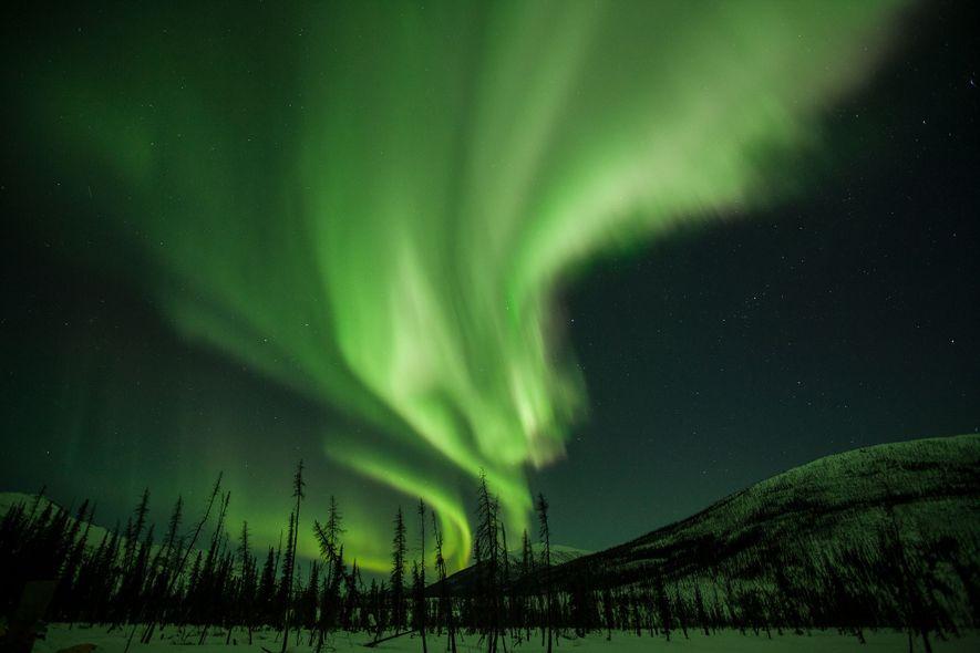 Lugares Imperdíveis Para Ver Auroras Boreais
