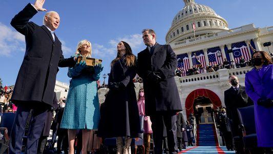 A Primeira Posse 'Virtual' da América Abre Uma Nova Era