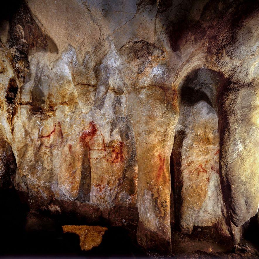 Descobertas as Mais Antigas Pinturas Rupestres do Mundo — E Foram Feitas por Neandertais
