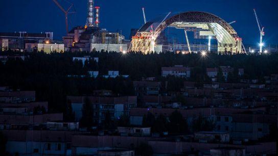 As Ruínas Radioativas de Chernobyl Recebem Novo Túmulo