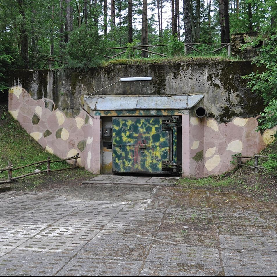 Bunkers Nucleares da Guerra Fria Revelados na Polónia