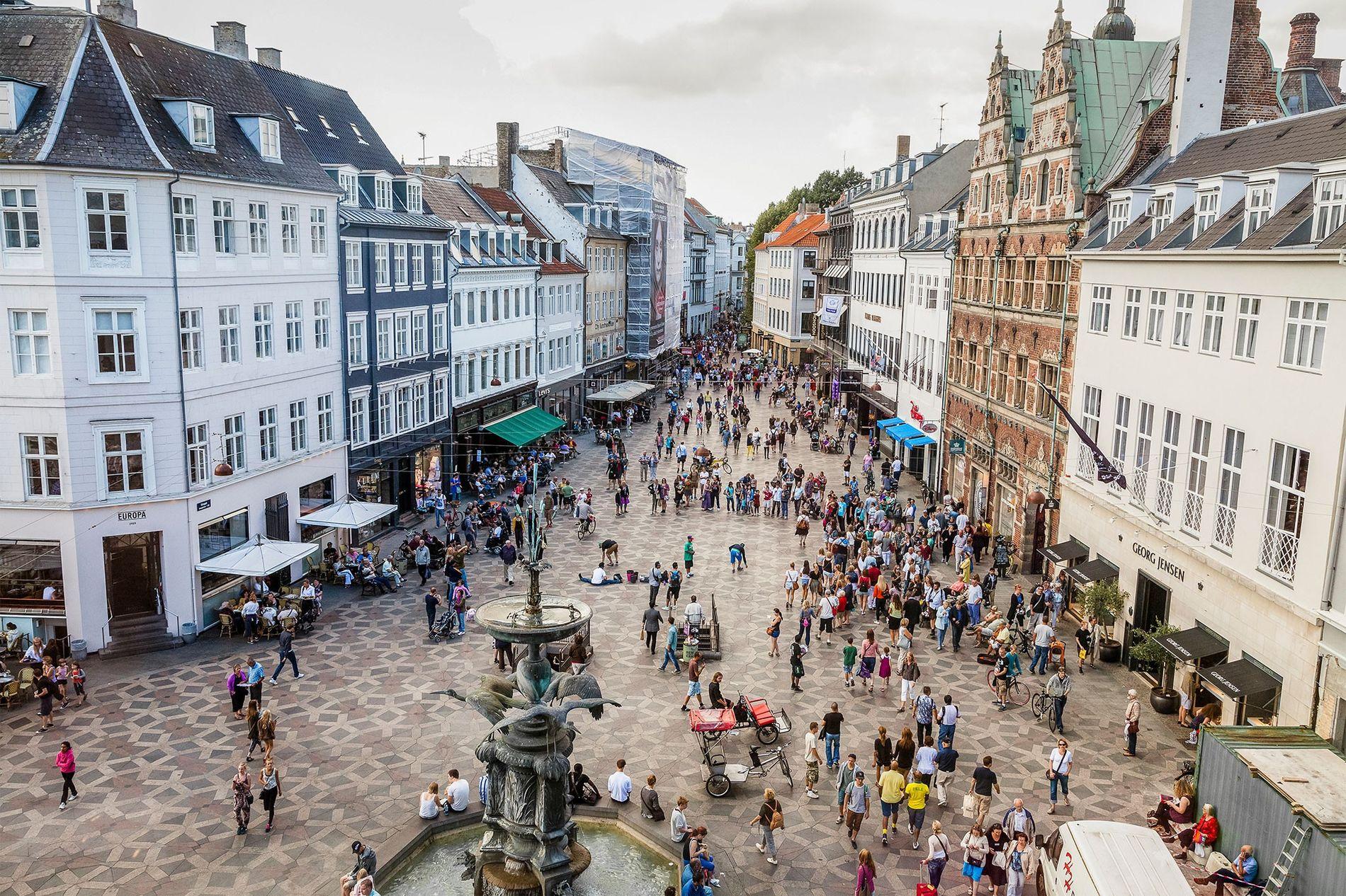 Rua de Copenhaga