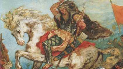 Quem Eram os Guerreiros Impiedosos de Átila, o Huno?