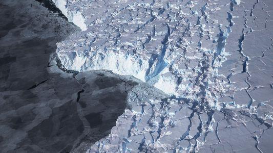Há Mais Água do Degelo a Cobrir a Antártida do que se Pensava