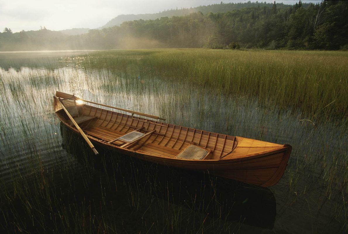 canoa Andirondack