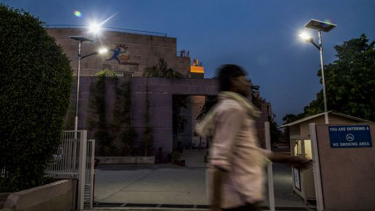 Iluminação LED na Índia