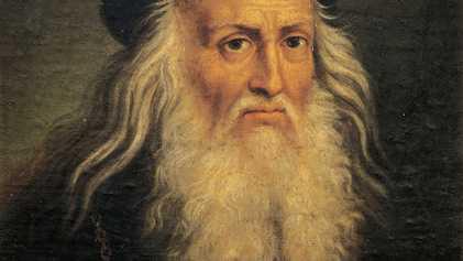 O Que Faz De Leonardo Da Vinci Um Génio?