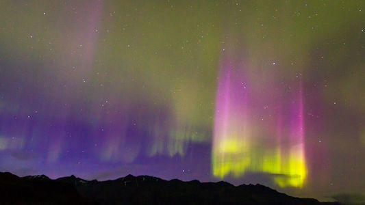 Descubra Como se Formam Estes Pilares de Luz na Atmosfera