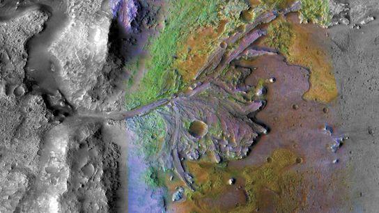 rover Mars 2020 da NASA