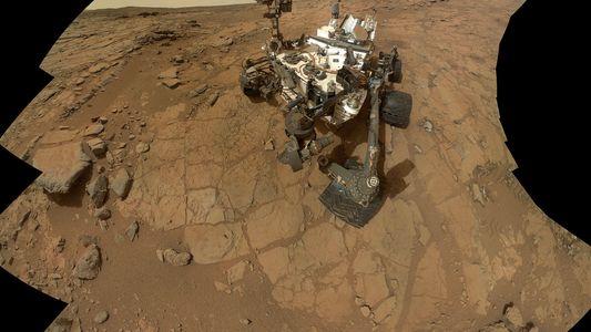 Fotografias Fantásticas de 20 Anos de Robôs em Marte