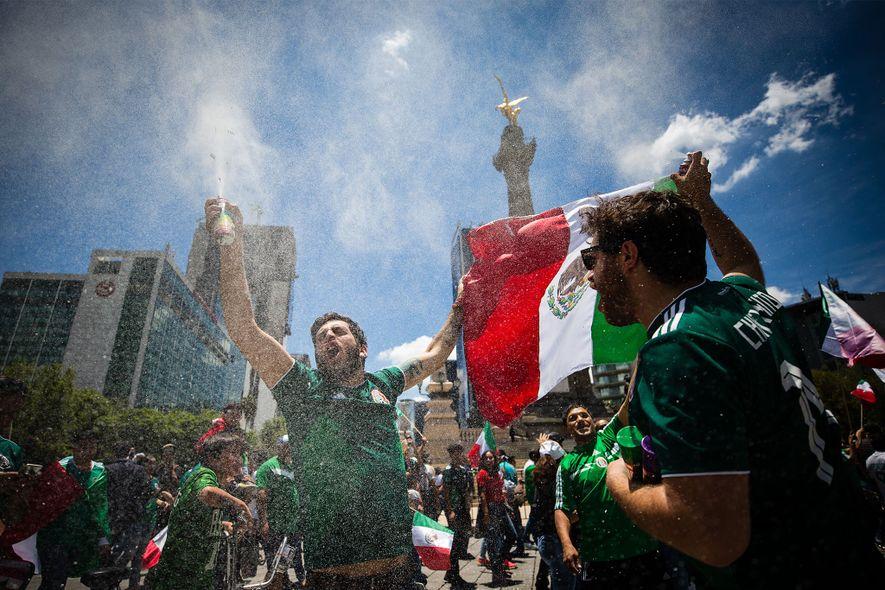 Não, os Adeptos do Mundial de Futebol Não Provocaram Um Tremor de Terra. Descubra Porquê.