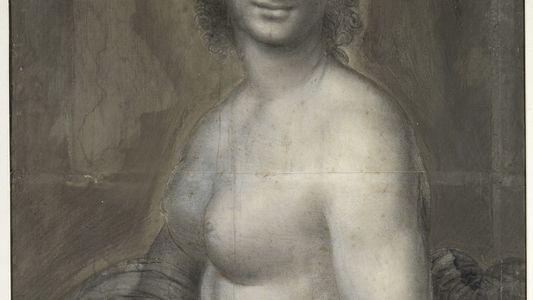 Esboço de 'Mona Lisa Nua' Pode Ser da Autoria de da Vinci