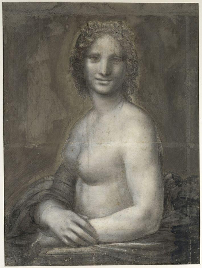 """""""Mona Lisa Nua"""""""