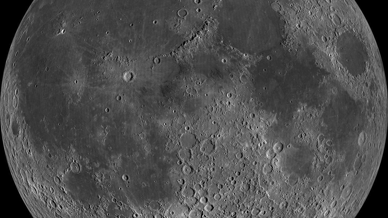 O nosso pequeno satélite cinzento pode ser mais ativo do que se presumia anteriormente, de acordo ...