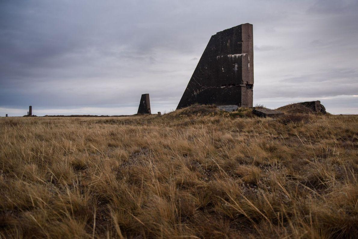 Sítio de testes de Semipalatinsk, a sul de Kurchatov, no Cazaquistão