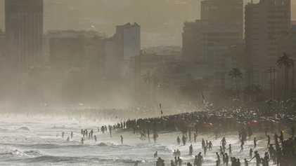 2017 foi o Ano Mais Quente de Sempre nos Oceanos