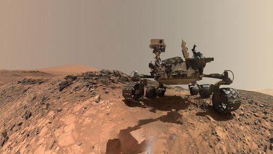 Marte: Encontrado Pico de Oxigénio Misterioso