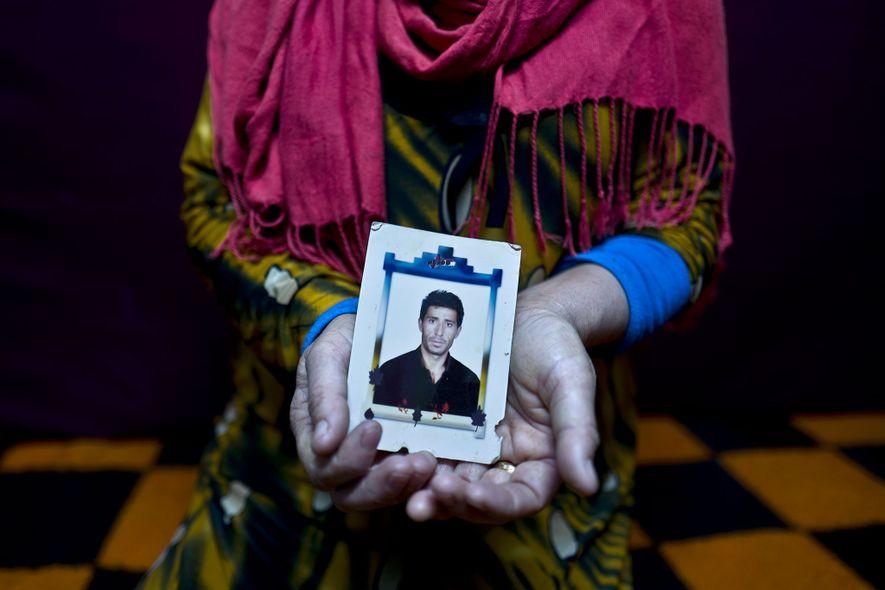 As Fotografias que Acompanham os Refugiados Sírios