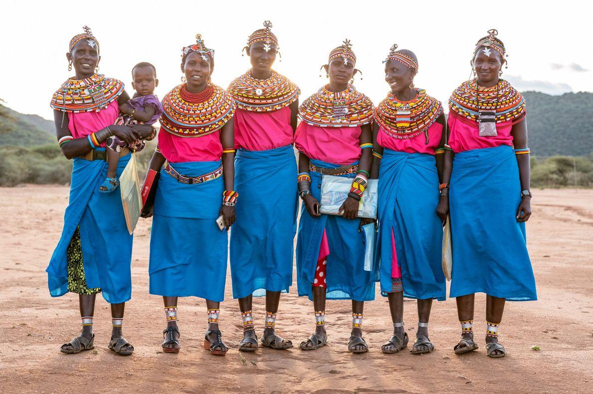 A Tribo Sumburu e a Aprendizagem com Tablets