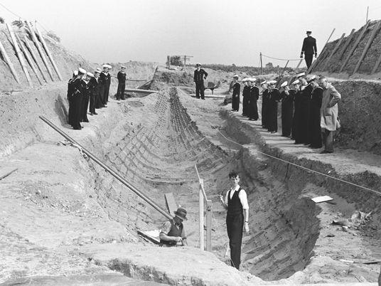 Navio fúnebre anglo-saxónico de Sutton Hoo foi provavelmente o último do seu género