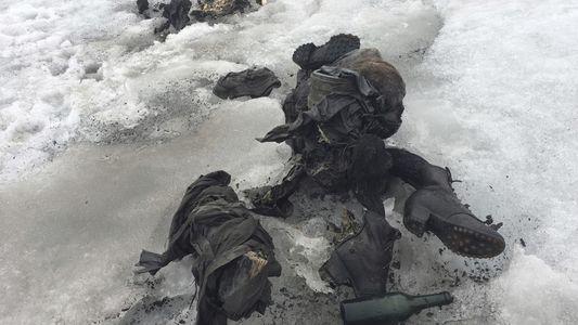 Encontrados Corpos Desaparecidos há 75 anos — Graças ao Degelo de um Glaciar