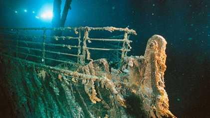 Titanic: Perdido e Achado