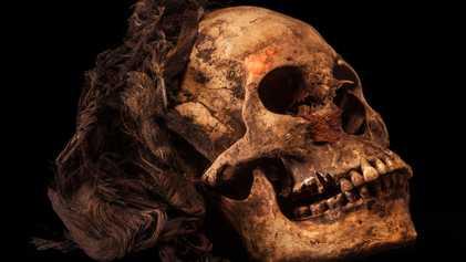 A Face De Uma Rainha da Antiguidade Foi Revelada Pela Primeira Vez