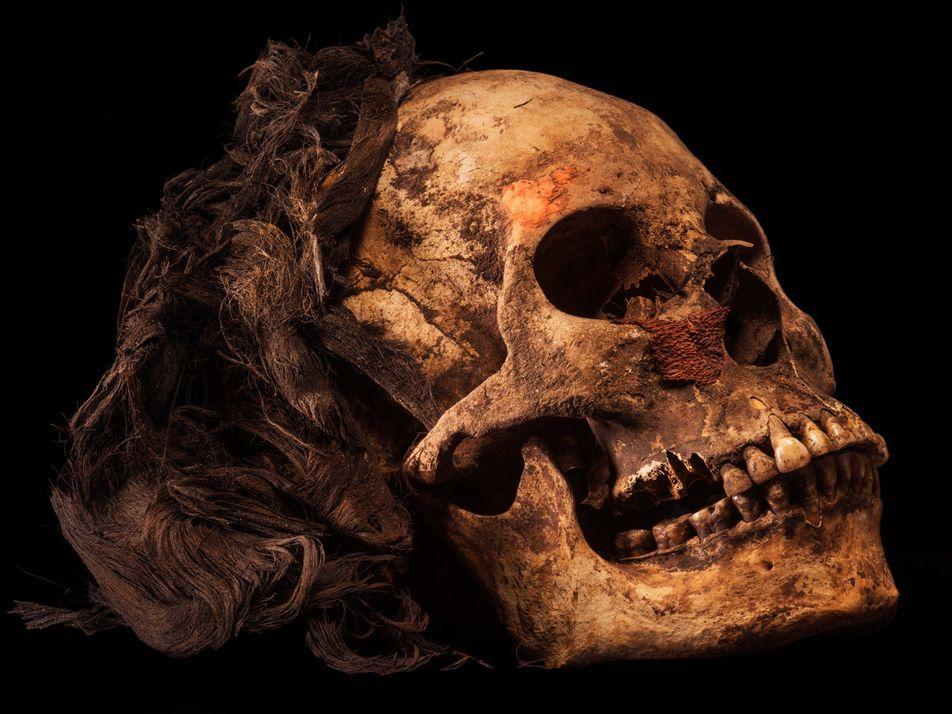 A Reconstrução em 3D da Face de Uma Rainha da Antiguidade