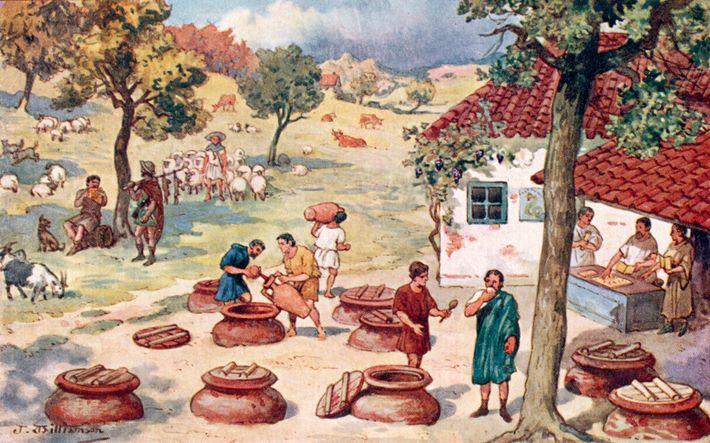 Os produtores de vinho europeus mantêm há séculos um registo minucioso das datas das colheitas. Atualmente, ...