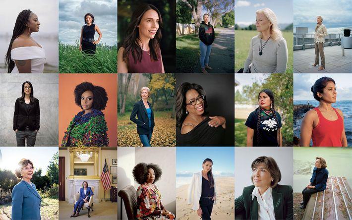 Mulheres na liderança de vários setores estão a mudar a forma como o mundo funciona. A ...