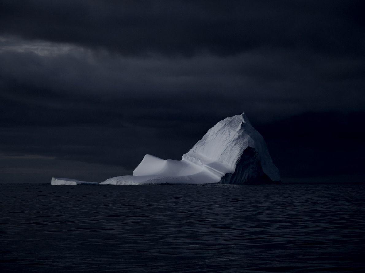 Em 2017, Skovranova viajou para a Antártida pela primeira vez.