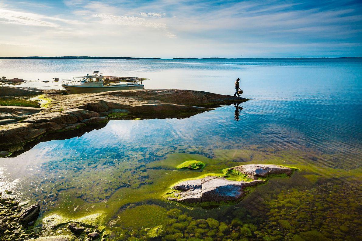 ÅLAND, FINLÂNDIA