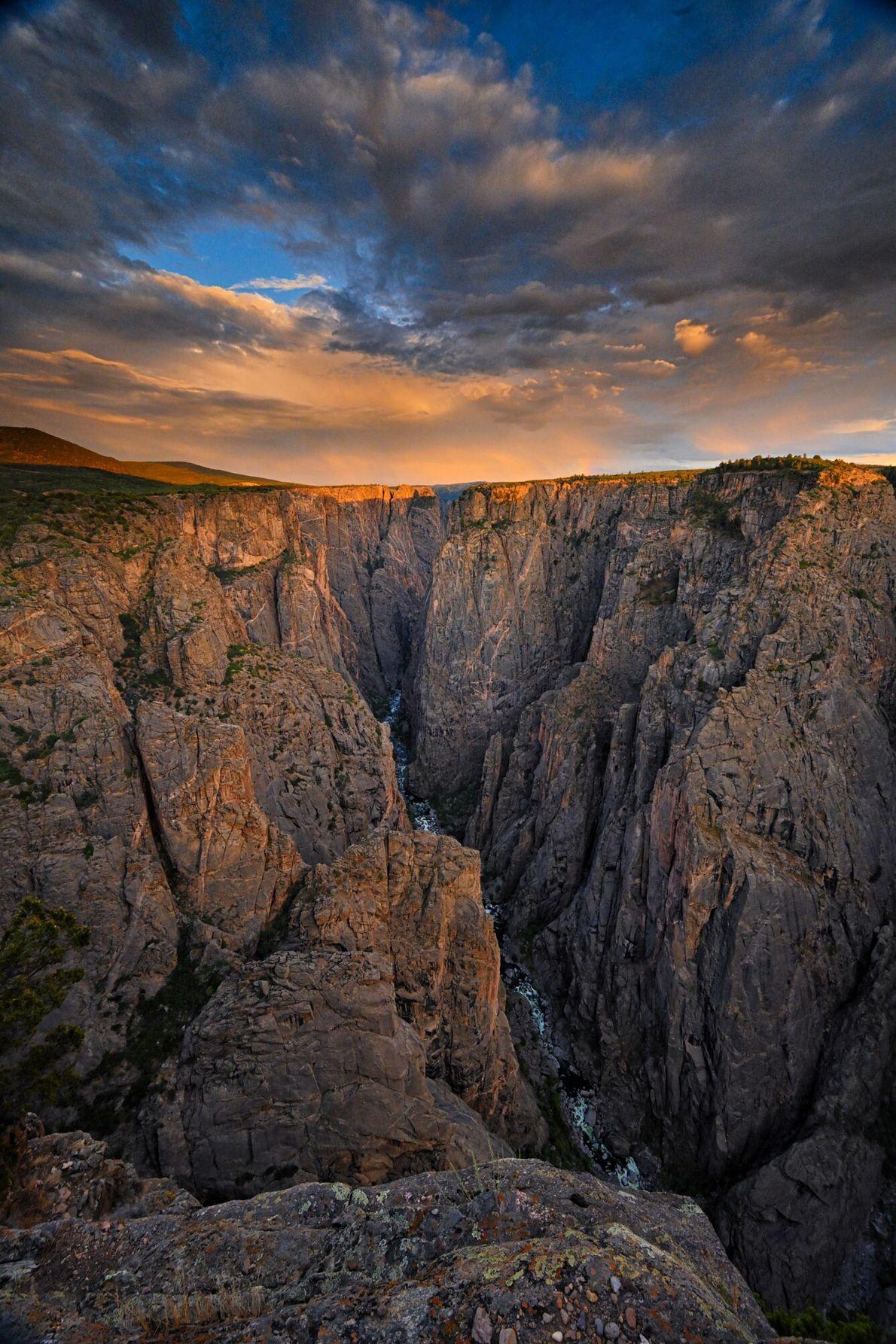 """""""É realmente um parque de dois mundos"""", diz Ryan Thrush, guarda florestal do Parque Nacional de ..."""