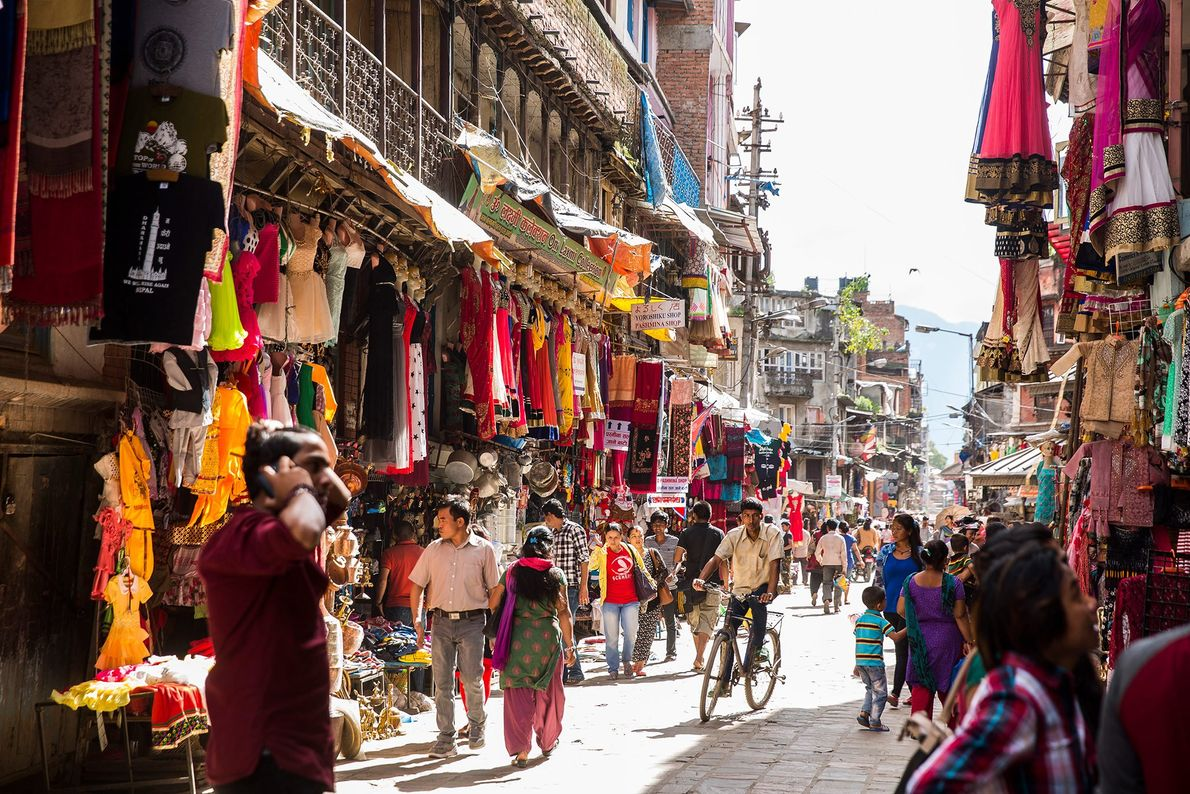 CATMANDU, NEPAL
