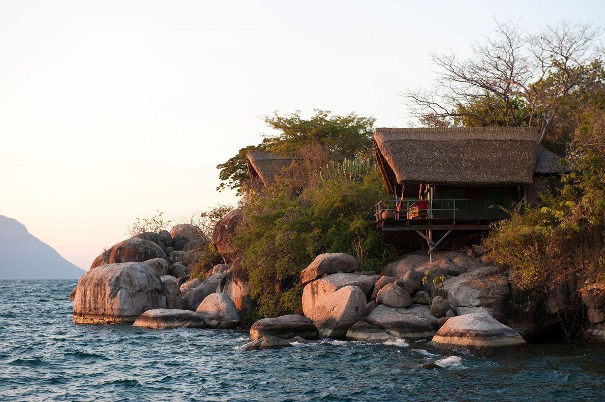 ILHA MUMBO, MALAWI