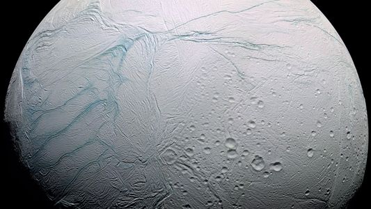 Satélite Com Crosta de Gelo Pode Ter Tudo o Que é Necessário Para Gerar Vida