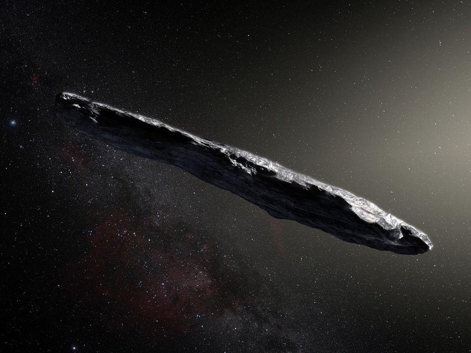 Objeto Interestelar Estranho Pode Ser Fragmento de Planeta Morto