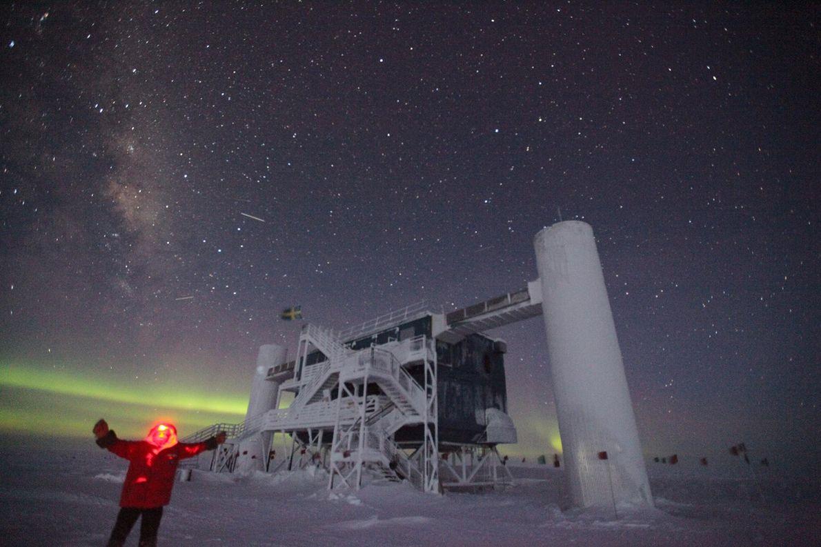 Vento, Frio e Doença de Altitude: O Inverno no Polo Sul