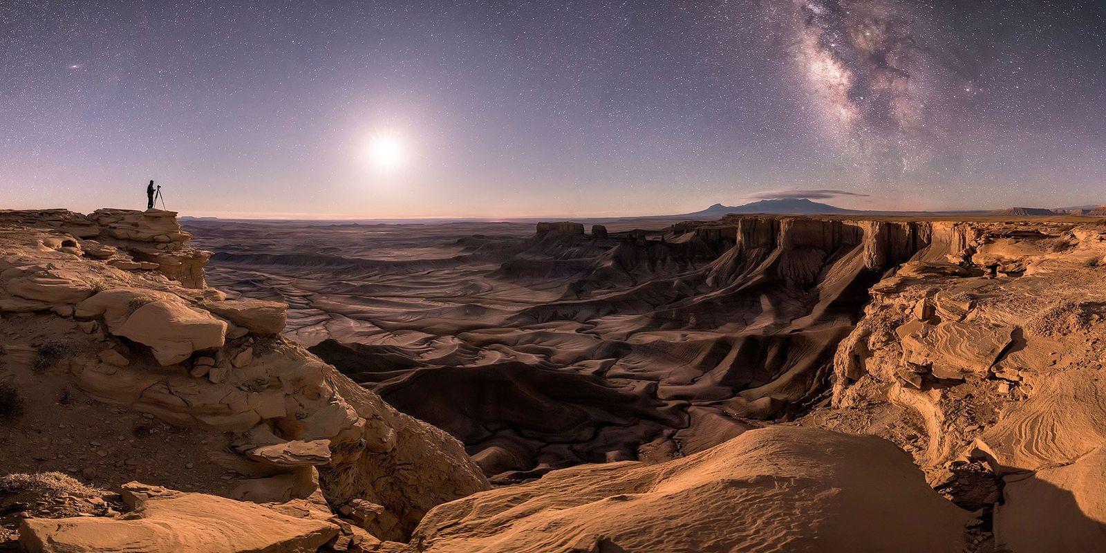 Estes São os Melhores Fotógrafos de Astronomia de 2018