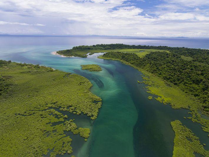 Ilha de Coiba