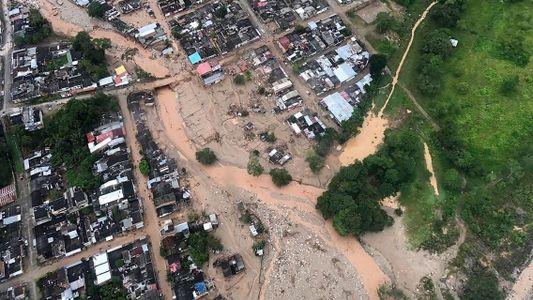 Deslizamento de Lama na Colômbia Pode Ser um Presságio do Caos Provocado pelo El Niño