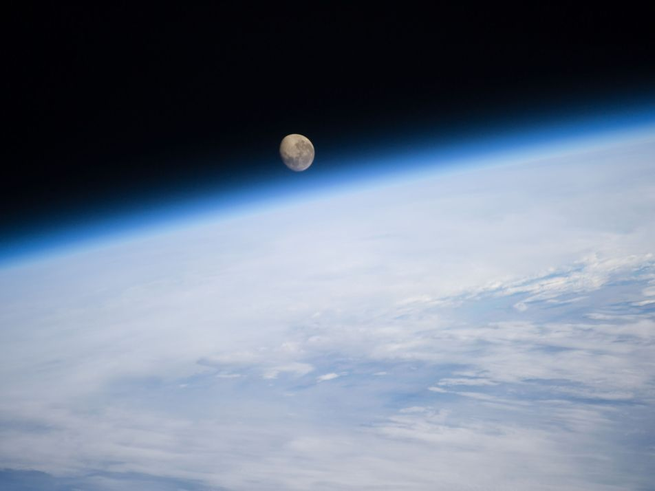 A Lua Pode Ter Afetado a Forma da Terra Primitiva