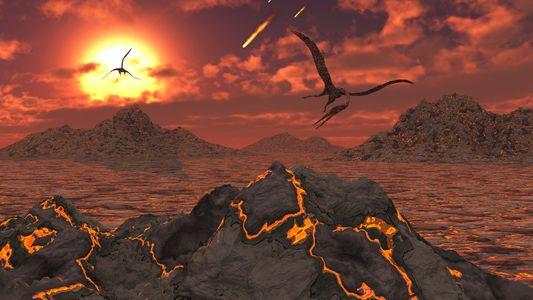 Asteroide que Matou Dinossauros Pode Ter Preparado a Terra Para a Vida Moderna