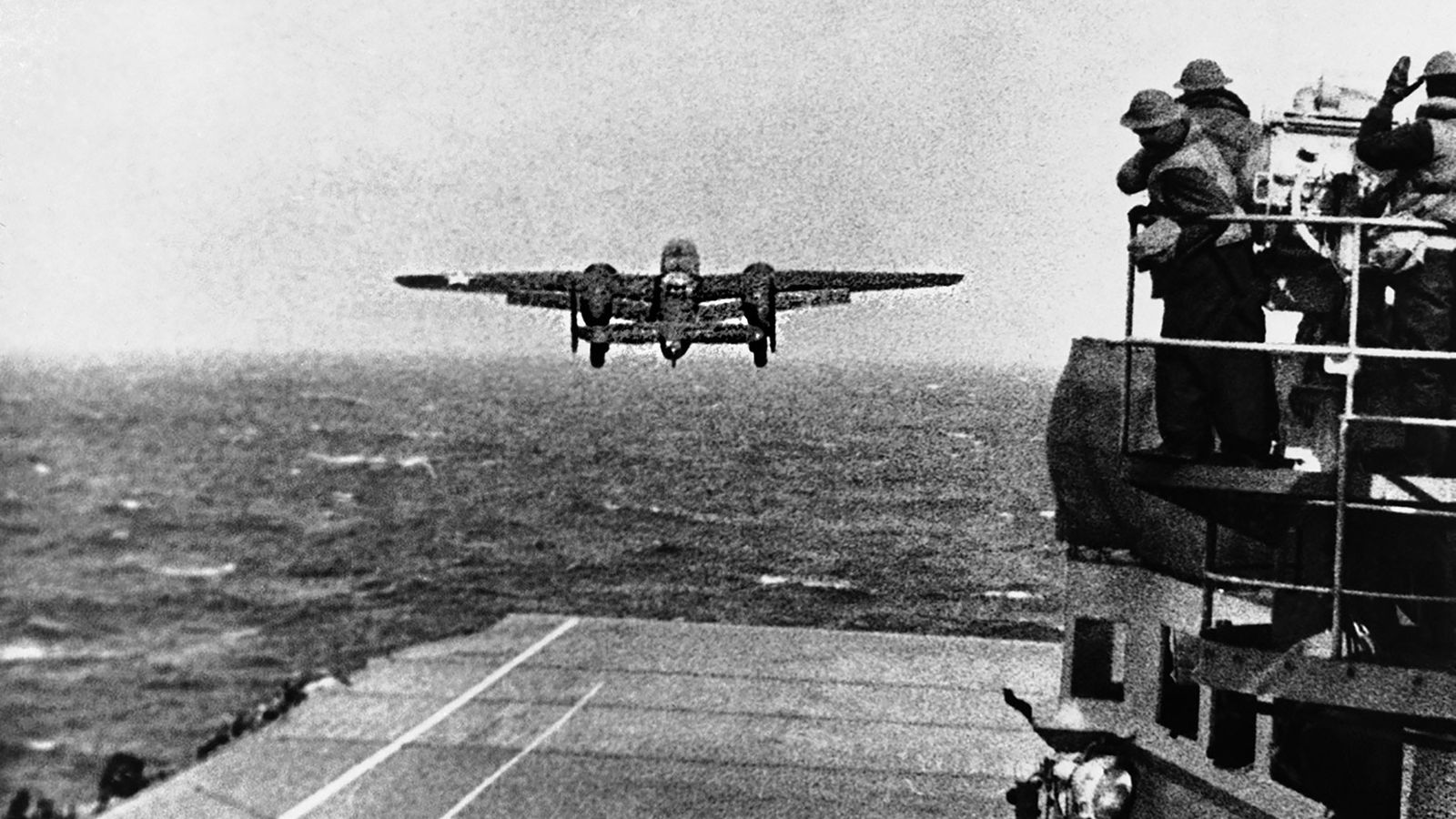 bombardeiro B-25 americano
