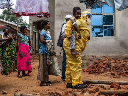 O Segundo Maior Surto de Ébola da História Pode Ter Finalmente Terminado