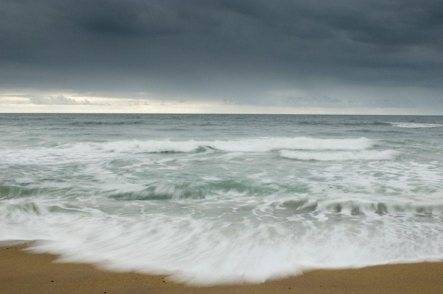 O sistema de falhas recém-descoberto encontra-se na Baía de Monterey, ao longo da costa da Califórnia.